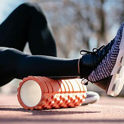 Estiramientos y liberación miofascial para deportistas