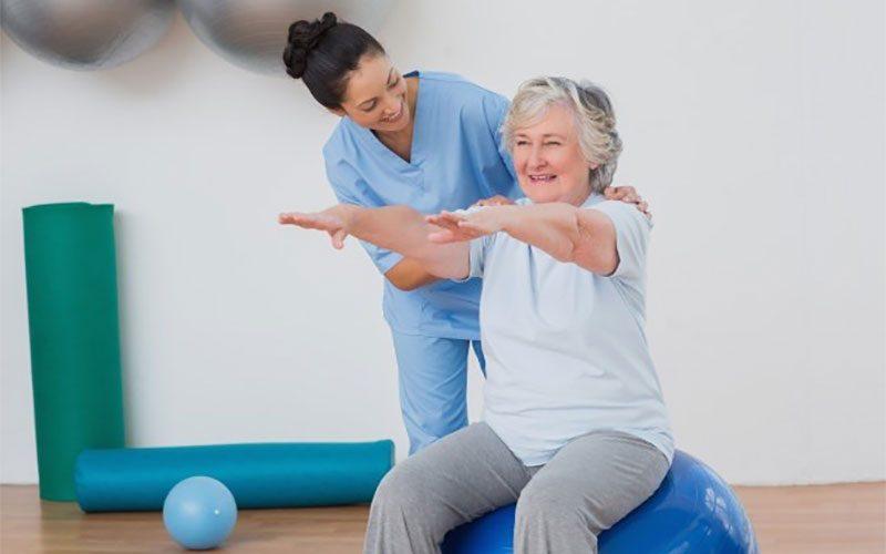 Entrenamiento para mayores